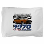 1970 Charger Pillow Sham