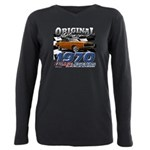1970 Charger Plus Size Long Sleeve Tee