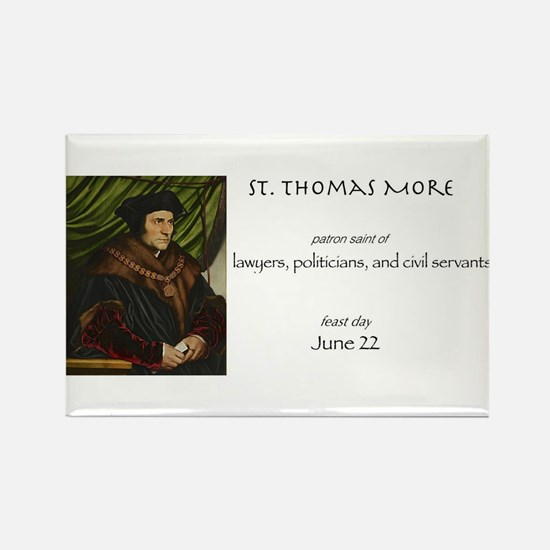 st. thomas more, patron saint of lawyers Magnets