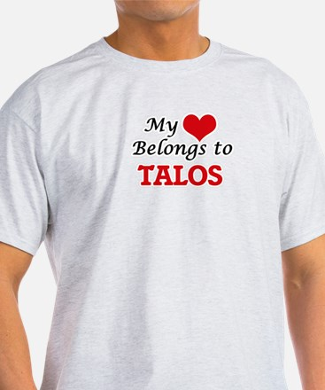 My Heart Belongs to Talos T-Shirt