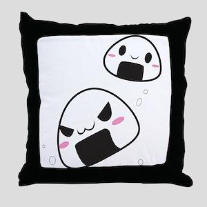 kawaii Origini Throw Pillow