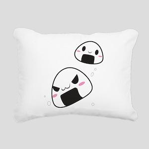 kawaii Origini Rectangular Canvas Pillow
