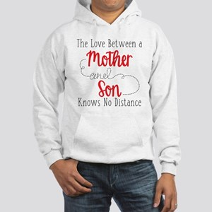 The Love Between A Mother and So Hooded Sweatshirt