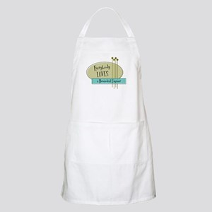 Everybody Loves a Biomedical Engineer BBQ Apron