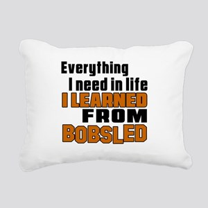 Everything I Learned Fro Rectangular Canvas Pillow