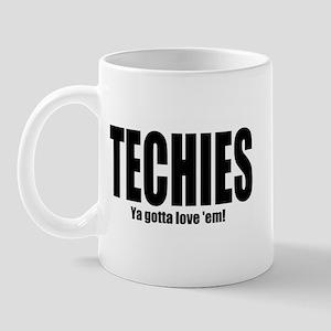 "ThMisc ""Techies"" Mug"
