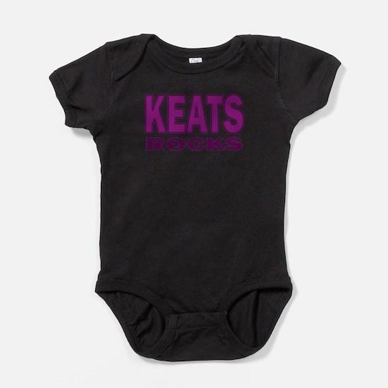Keats Rocks Body Suit