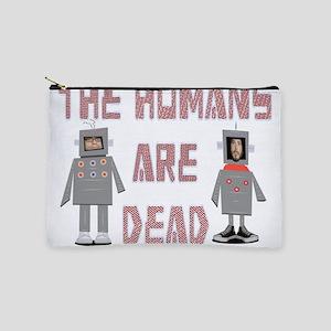 Humans are Dead Makeup Bag