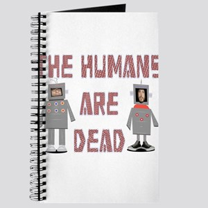Humans are Dead Journal