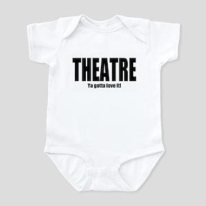 "ThMisc ""Theatre"" Infant Bodysuit"