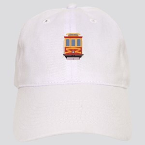 San Francisco Trolley Baseball Cap