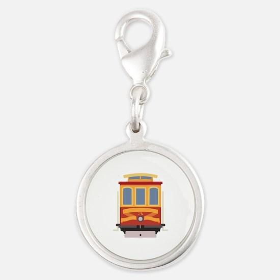 San Francisco Trolley Charms