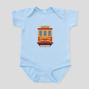 San Francisco Trolley Body Suit
