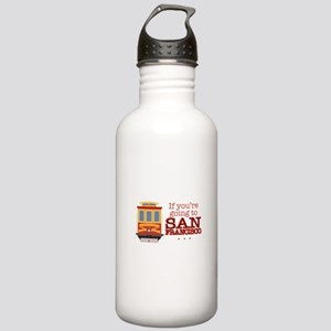 Going To San Francisco Water Bottle