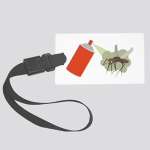 Bug Spray Luggage Tag