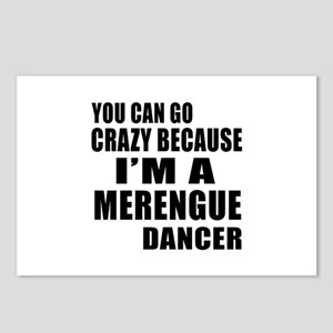 I Am Merengue Dancer Postcards (Package of 8)