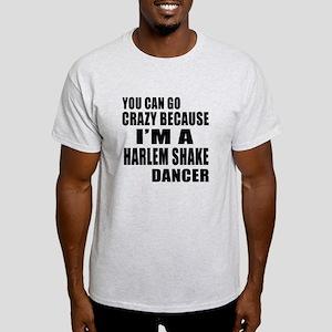 I Am Harlem Shake Dancer Light T-Shirt