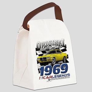1969 Firebird Canvas Lunch Bag