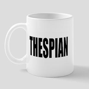 "ThMisc ""Thespian"" Mug"