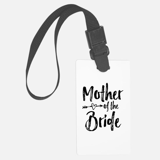 Mother-of-the-Bride Luggage Tag