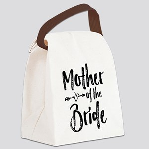 Mother-of-the-Bride Canvas Lunch Bag