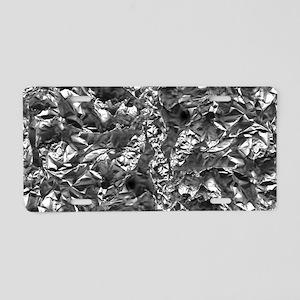 Aluminium Crush Aluminum License Plate