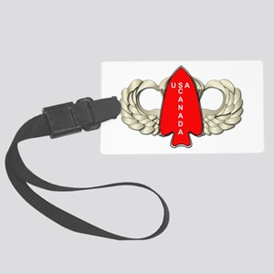 1st Special Service Force - Wing Large Luggage Tag