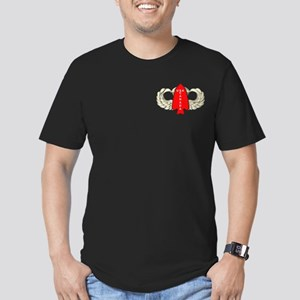 1st Special Service Fo Men's Fitted T-Shirt (dark)