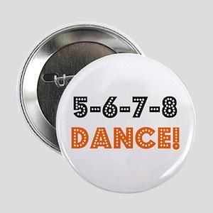 """5-6-7-8 2.25"""" Button"""