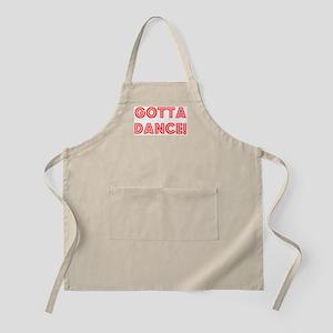 gotta dance Apron