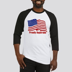 Proudly deplorable Baseball Jersey