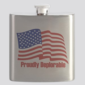 Proudly deplorable Flask