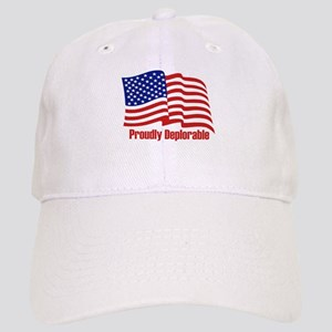 Proudly deplorable Cap