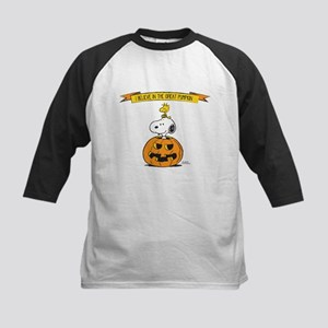 Peanuts Believe Great Pumpkin Baseball Jersey