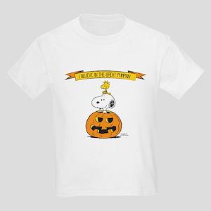 Peanuts Believe Great Pumpkin T-Shirt
