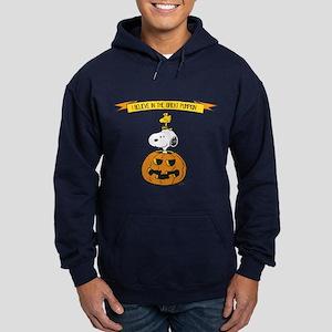 Peanuts Believe Great Pumpkin Hoodie