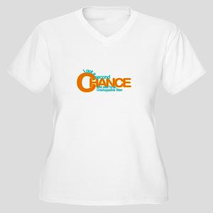 SecondChanceUnstoppableStar Plus Size T-Shirt