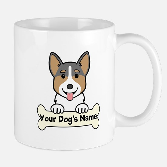 Personalized Corgi Mug