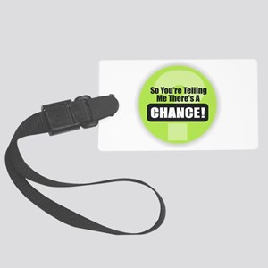 Chance Large Luggage Tag