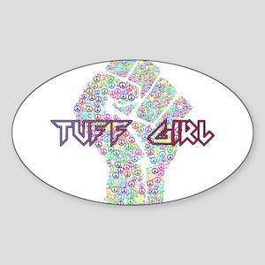 Tuff Girl Sticker