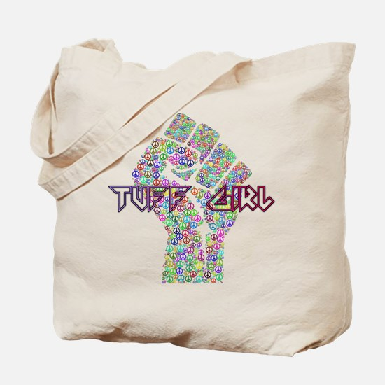 Tuff Girl Tote Bag