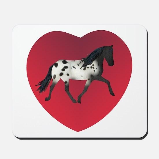 Love Walkaloosa Mousepad