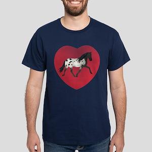 Love Walkaloosa Dark T-Shirt