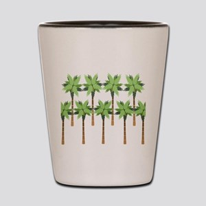 PALMS Shot Glass