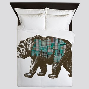 BEAR Queen Duvet