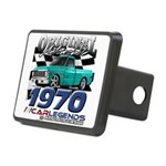 1970 Pickup Rectangular Hitch Cover