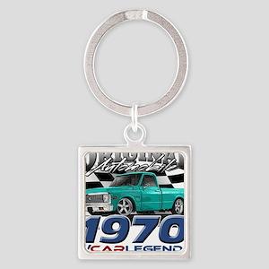 1970 Pickup Keychains