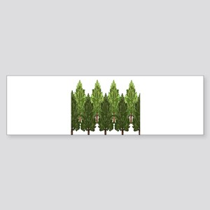 FOREST Bumper Sticker