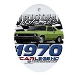 1970 Nova Oval Ornament