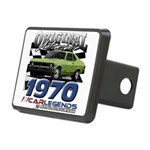 1970 Nova Rectangular Hitch Cover